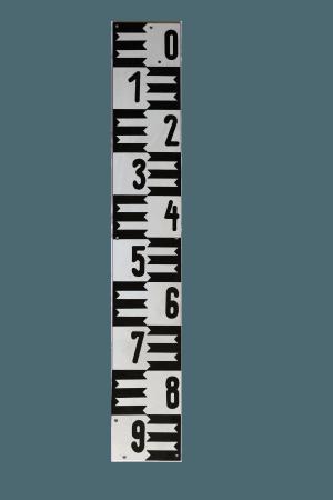 Vízmércék